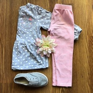 2 Piece Carter's Outfit